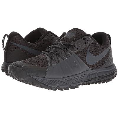 Nike Air Zoom Wildhorse 4 (Black/Anthracite/Anthracite) Women
