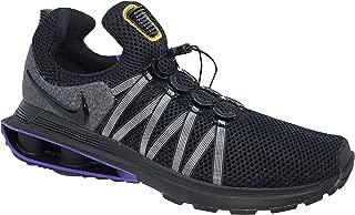 Shox Gravity Men's Running Shoe (8.5 M US, Black/Multicolor)
