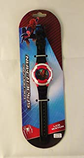Adult Spiderman LCD Watch by Marvel