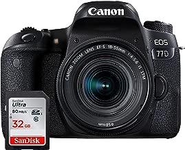 Amazon.es: Canon 77D
