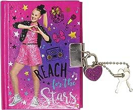 Jojo Siwa Journal Set with Lock Mini Secret Diary Set for Girls