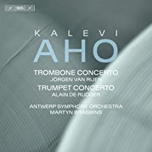 Kalevi Aho: Trombone & Trumpet Concertos