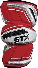 STX Lacrosse Men's Shadow Armpad, Red, Large