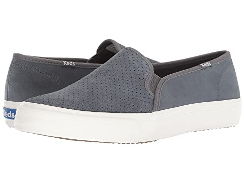 d6f6080ea240 Keds Double Decker Perf Suede at Zappos.com