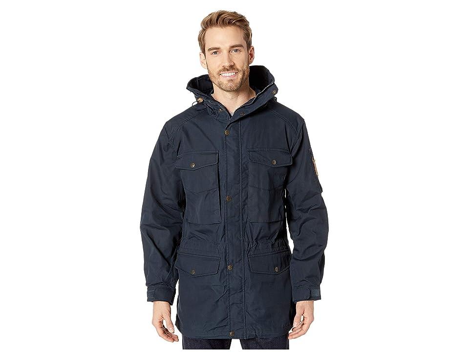 Fjallraven Sarek Trekking Jacket (Dark Navy) Men