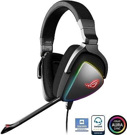 Asus ROG Delta Cuffie Gaming, Quad-DAC, Aura Sync RGB Circolare, Compatibile con PS4, Type C - Trova i prezzi più bassi