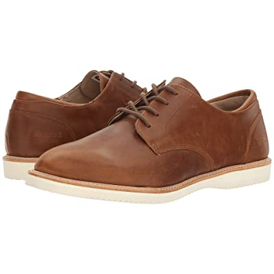 Globe Wolf (Dark Brown Waxed Suede) Men