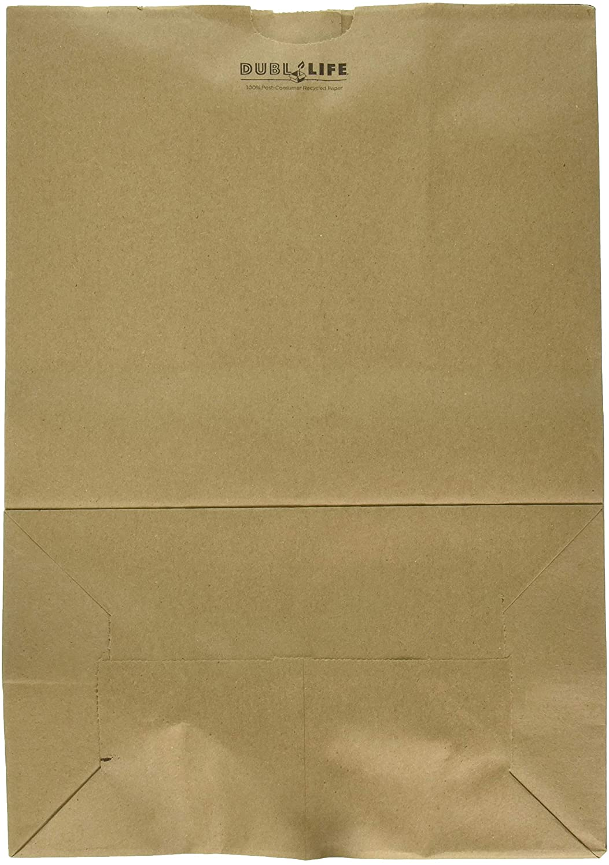 7-3//4 in. Paper Bag Dry Non-Reusable 3-PK