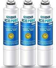 Golden IcePure Refrigerator Water Filter Replacement (3PACK )Compatible with Kenmore 469101, Samsung DA-97-08006A, DA-97-08006B, DA-2900020A, DA-29000020B, WF-294, WSS-2, HAF-CIN and more