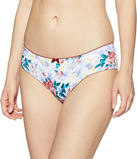 Amante Floral Print Hipster Brief