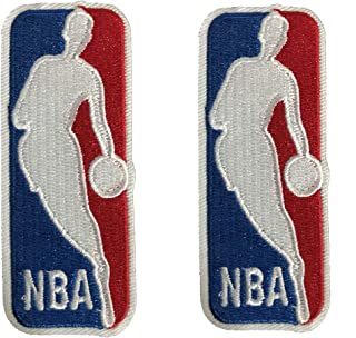 nba iron on patches