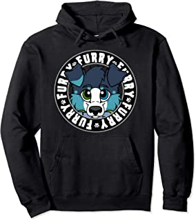 furry hoodies with ears and tail