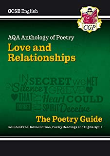 GCSE English Literature AQA Poetry Guide: Love & Relationships Anthology - the Grade 9-1 Course