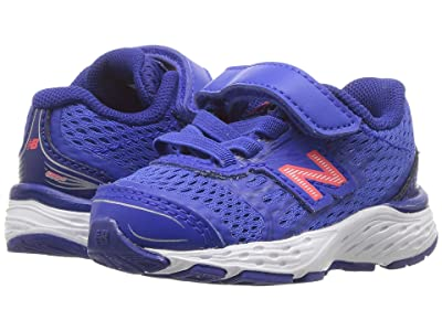 New Balance Kids KA680v5I (Infant/Toddler) (Pacific/Dynomite) Boys Shoes