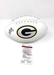 packers signed football