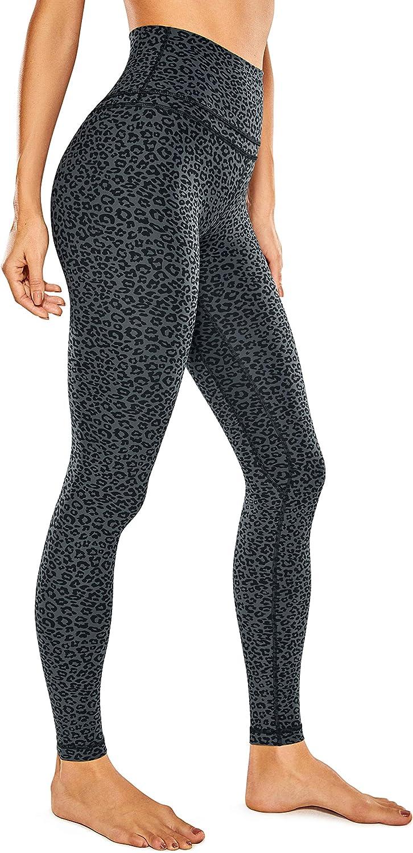 CRZ 2021 model YOGA Women's Naked Feeling I Latest item Yoga Pants Inches High Wai - 28