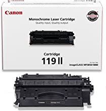 Canon Genuine Toner, Cartridge 119 II Black, High...
