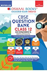 Oswaal CBSE Question Bank Class 12 Economics Book Chapterwise & Topicwise Includes Objective Types & MCQ's (For 2022 Exam) Kindle Edition