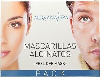 NIRVANA SPA Pack Algeninaatmasker Peel Off-6, neutraal, standaard