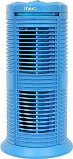 Envion Therapure TPP220-M UV Germicidal Permanent HEPA Type Tower Air Purifier Blue, 70 Sq Ft Capacity