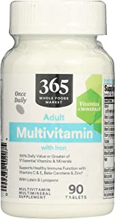 365 by Whole Foods Market, Supplements - Multivi