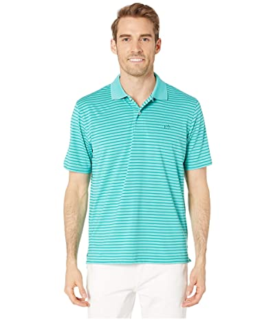 Southern Tide Summertide Performance Polo (Vine Green) Men