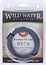 super fast sinking fly line