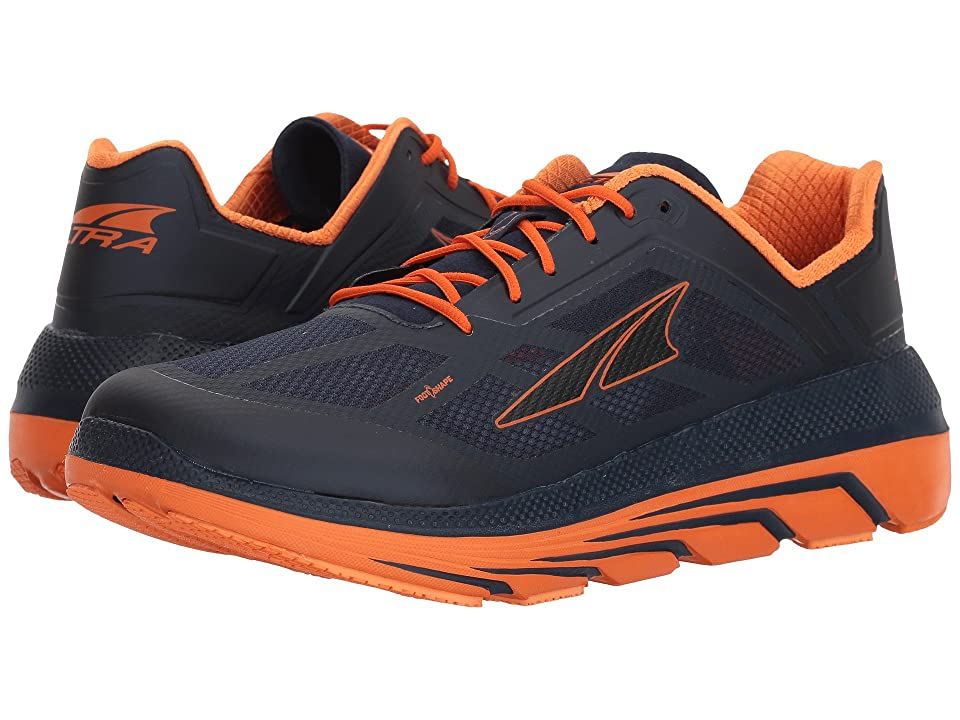 Altra Footwear Duo (Orange) Men