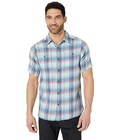 Mountain Khakis Meridian Short Sleeve Shirt (Calypso) Men