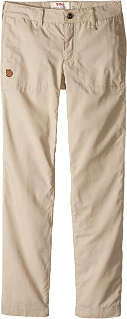 Fjällräven Kids Abisko Shade Trousers (Little Kids/Big Kids)