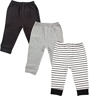 Luvable Friends Baby and Toddler Unisex Cotton Pants