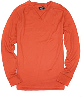 Abercrombie & Fitch Men's Waffle Knit Long Sleeve T-Shirt AF-03