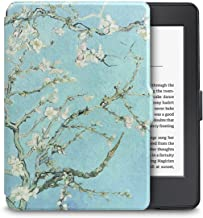 WALNEW Case for Kindle Paperwhite PU Leather Case Smart Protective Cover fits All Paperwhite Generations Prior to 2018 (Not fit All-New Paperwhite 10th Generation)