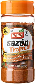 Badia Sazon Tropical With Coriander And Annato, 6.75 oz
