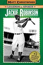 Jackie Robinson: Legends in Sports (Matt Christopher Legends in Sports)