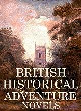7 British Historical Adventure Novels: Boxed Set