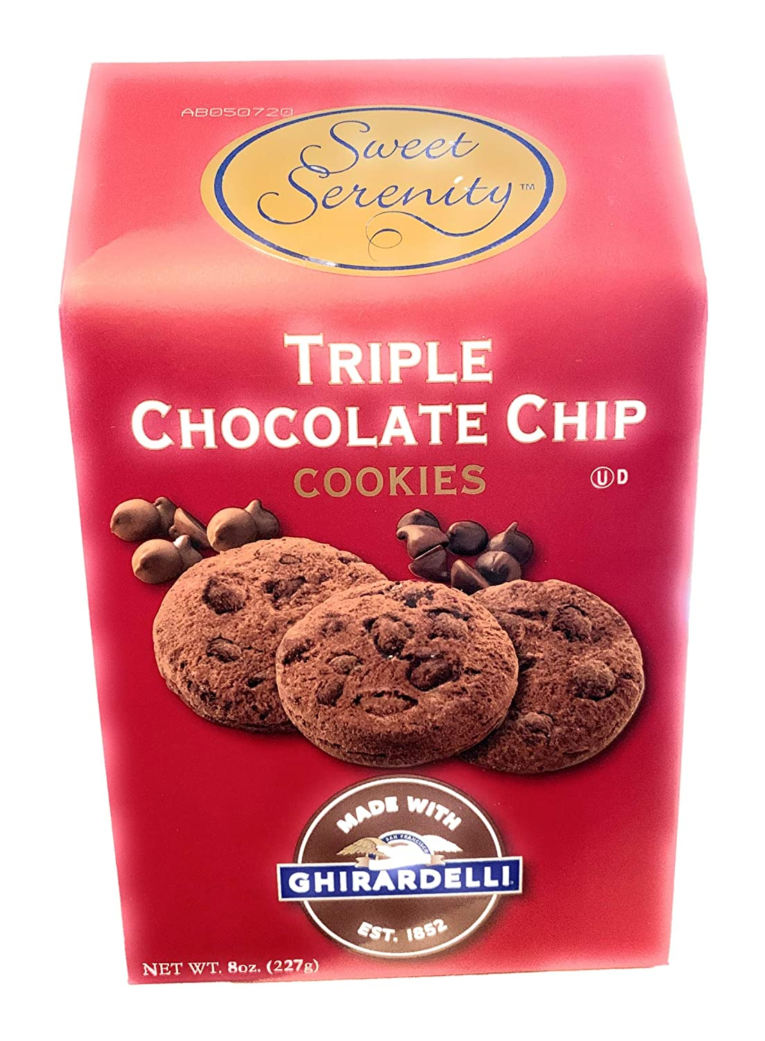 Sweet Serenity Triple Chocolate Max 57% OFF Chip Ghirardelli with Cookies Ch Manufacturer regenerated product