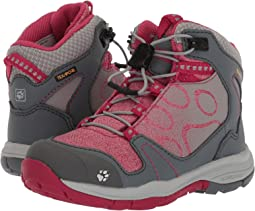 Jack Wolfskin Kids - Grivla Texapore Mid (Toddler/Little Kid/Big Kid)