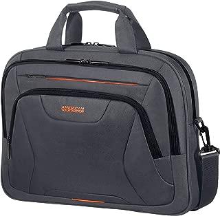 At Work Briefcase 42 centimeters 15 Grey (Grey/Orange)