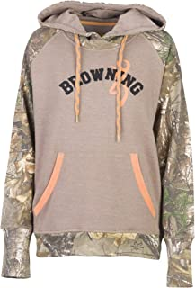 browning buckmark hooded sweatshirt
