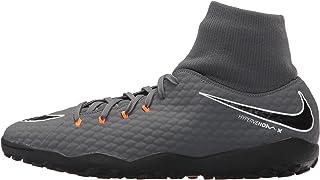 NIKE Mens Hypervenom Phantomx 3 Academy DF Turf Shoes