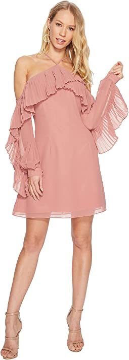 Last Dance Long Sleeve Mini Dress