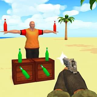 Bottle Shooter 3D Best Gun Shooting Game