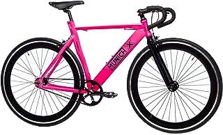 comprar comparacion Moma Bikes Bicicleta Fixie Urbana, Fixie MUNICH FUN, Full Alu (Varias Tallas)