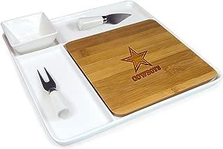 dallas cowboys serving tray