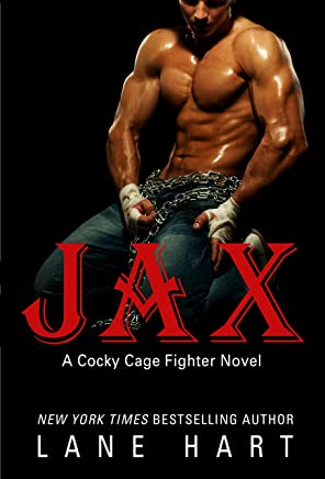 Jax (A Cocky Cage Fighter Novel Book 1) (English Edition)