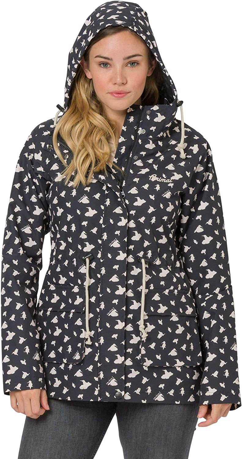Animal Ladies Bryndley Jacket  Black