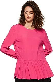 Marks & Spencer Women's Plain Loose Fit Top