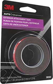 3M 38582 1 Pack Exterior Attachment Tape