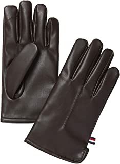 Tommy Hilfiger mens Touchscreen Gloves